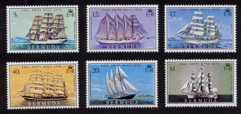 Barbados 1966 stamps
